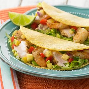Fish & Shrimp Tacos